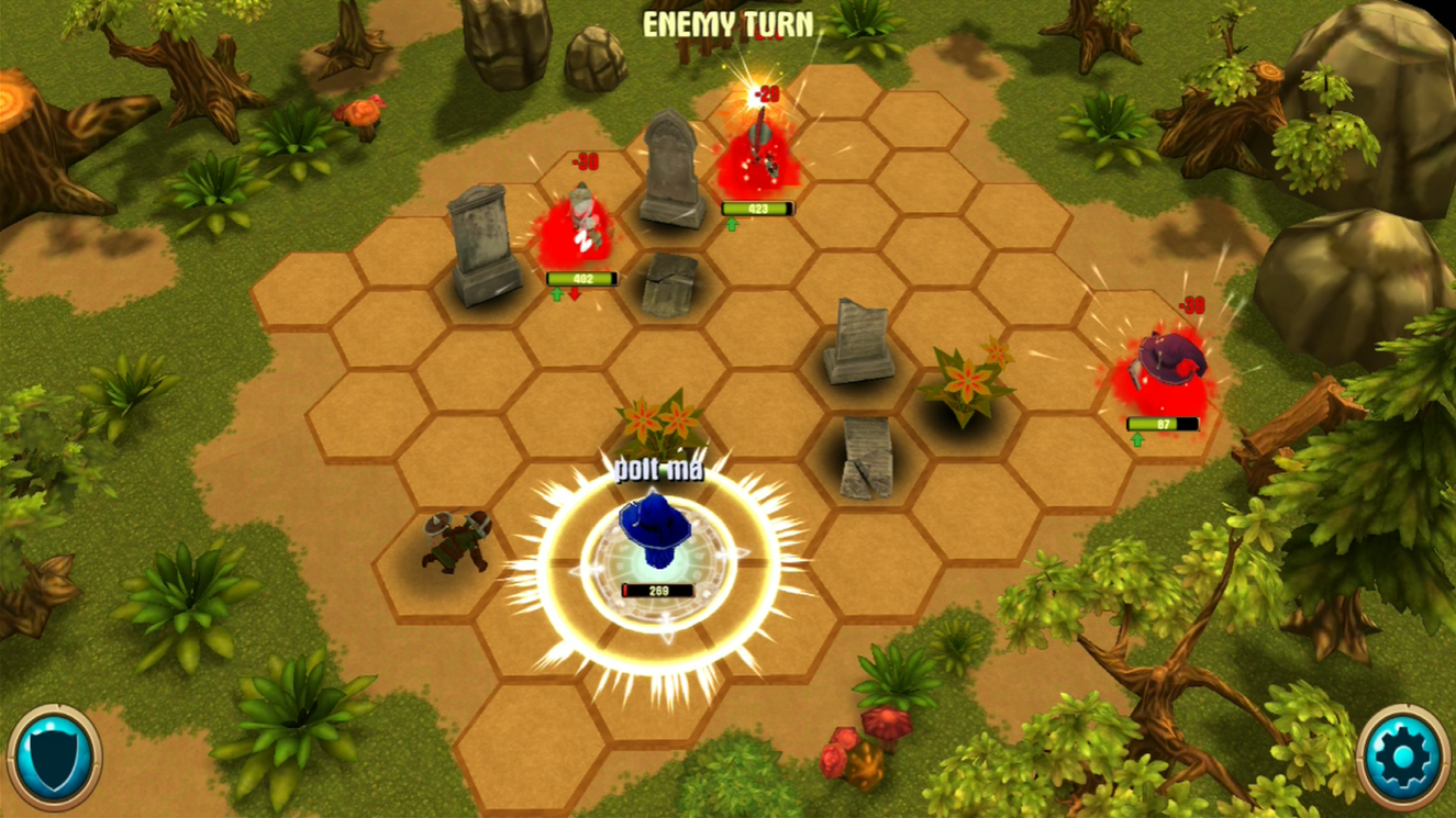 Paid, iOS, Android] Kings Hero 2: Turn-Based RPG Game